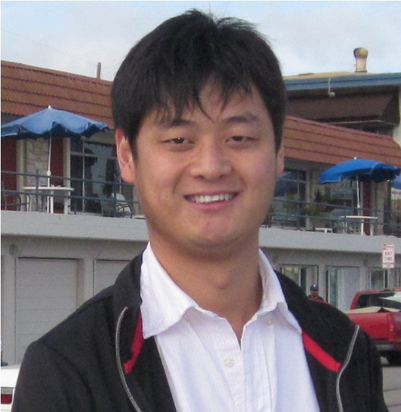 Picture of Zhike Zhang